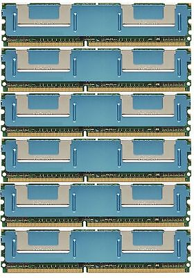 Not For Pc 24gb 6x4gb Memory Pc2-5300 Ecc Fully Buffered ...