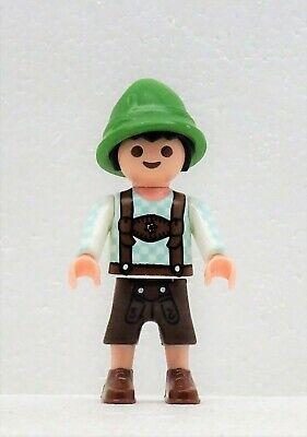 Ragazzi in Pantaloni e Cappello Costume Baviera Playmobil per Bambino Alm Heidi
