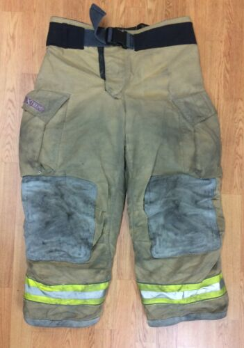 Globe Gxtreme Firefighter Bunker Turnout Pants 38 x 28