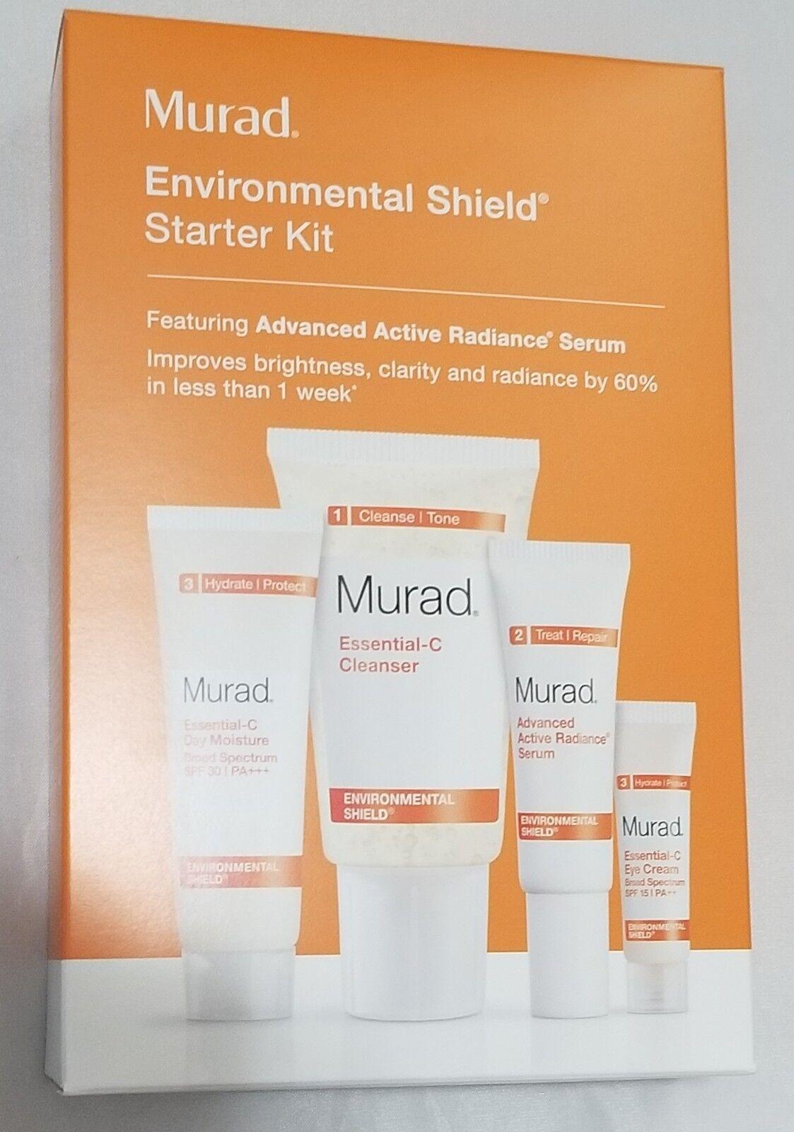 Environmental Shield Starter Kit by Murad - NEW - EXP: 08/20