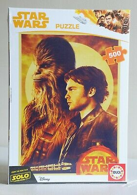 Educa 500 piece jigsaw 'Star Wars'