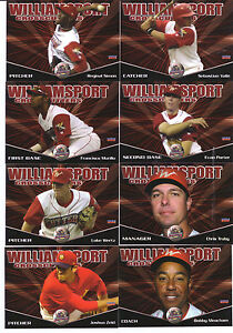 2009-Williamsport-Crosscutters-Omaha-Nebraska-Second-Baseman-EVAN-PORTER