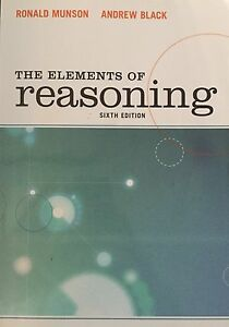 The Elements of Reasoning - 6th edition