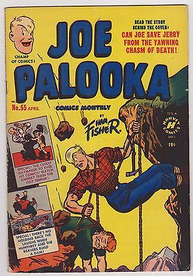 Joe Palooka #55 - Fine Condition'