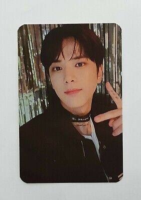 THE BOYZ - CHASE STEALER Ver. Younghoon photocard, Official Photo card