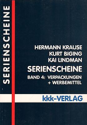 5002: Serienscheine - Band 4 - Verpackungen + Werbemittel, Kai Lindman
