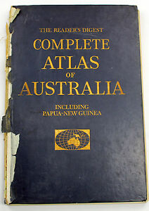 THE-READERS-DIGEST-COMPLETE-ATLAS-OF-AUSTRALIA-1st-Edition-Vintage-Book