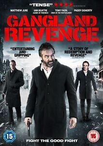 GANGLAND REVENGE (DVD) (NEW) (RELEASED 18TH JUNE) (ACTION/THRILLER) (FREE POST)