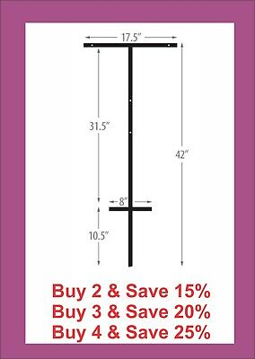 T-bar Stake For Real Estate Signs - Free Shipping