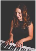 Pianist for venues/weddings/birthdays/celebrations