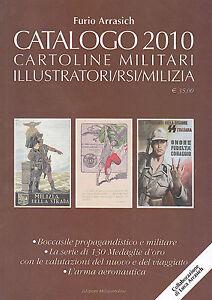 CATALOGO-CARTOLINE-MILITARI-2010-ILLUSTRATORI-RSI-MILIZIA-Arrasich