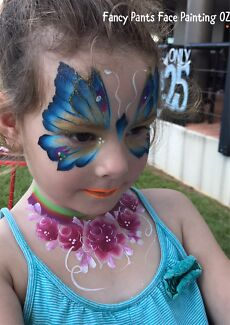 Face Painting Chermside