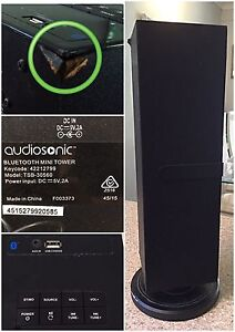 Speaker Tower Driver Palmerston Area Preview