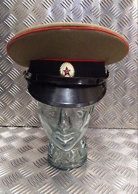 Original Alt Muster Russisch Militär Offiziere / Soldaten Uniform Peak Kleid - Russisch Kostüm Muster