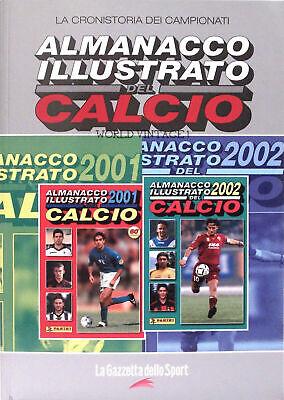 album/Almanacco illustrato del CALCIO 2001/2002 Panini/Gazzetta dello Sport