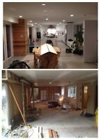 Renovation services Fort McMurray