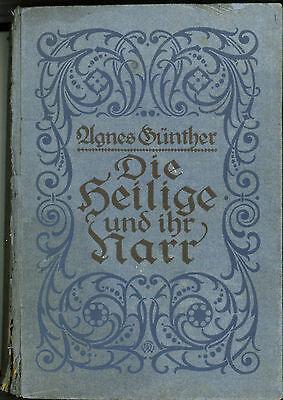 Buch_Die Heilige und ihr Narr 1. Band m 2 Teilen
