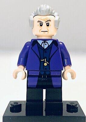 LEGO Ideas: Doctor Who MiniFigure - The Twelfth Doctor (Purple Coat) Set 21304