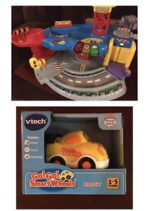 Vtech smart wheels station and car • $30 for Lot