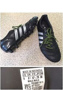 Footy Boots Driver Palmerston Area Preview