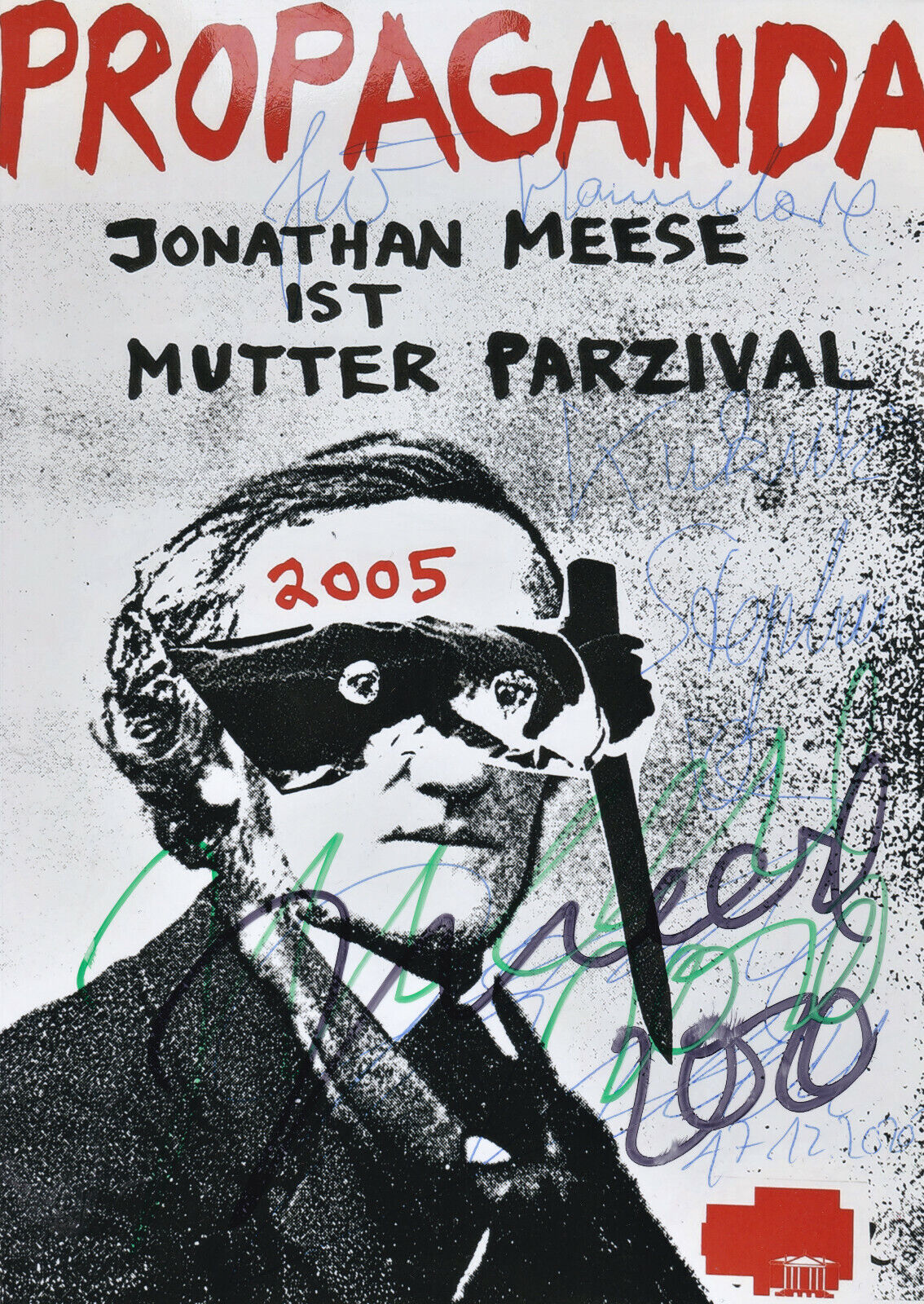 jonathan meese im radio-today - Shop
