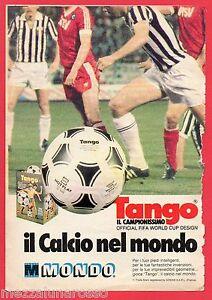 Pubblicita-Advertising-MONDO-1989-TANGO-Il-campionissimo