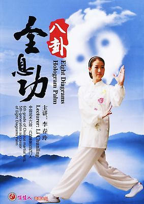 2DVDs Chinese Kungfu Wrestling Chinese Wushu Series by Wang Wenyong