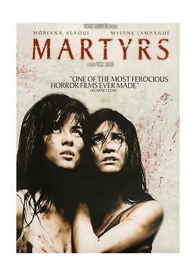 Martyrs    Dvd   New