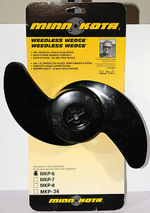 Minn-Kota-Trolling-Motor-Weedless-Wedge-Prop-Model-MKP-6