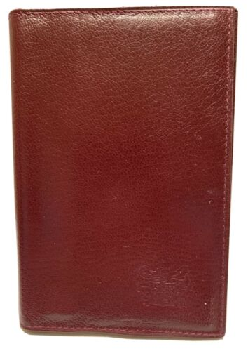 PIAGET WATCH CO POCKET SIZE LEATHER CLAD NOTEPAD