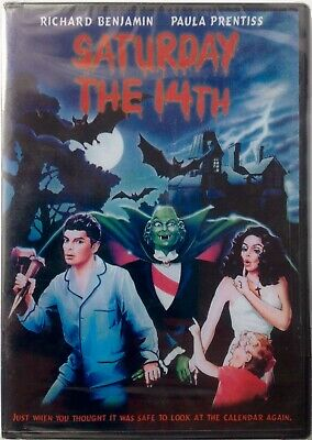Saturday the 14th / NTSC / Reg.1 / FACTORY SEALED