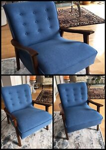 ⭐️Reupholstery Services - Custom Chairs / Sofas / Ottomans ⭐️