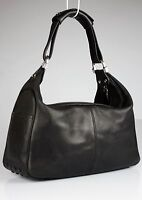 Authentic Tod's Shoulder Bag Hobo Genuine Leather D-style Made In Italy - tod's - ebay.it