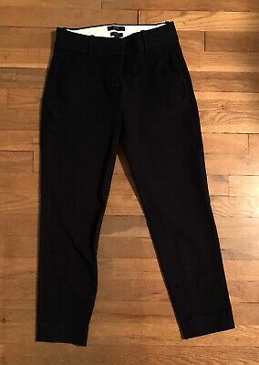 J. Crew Women's Cameron Pants Size 2 Worn Once