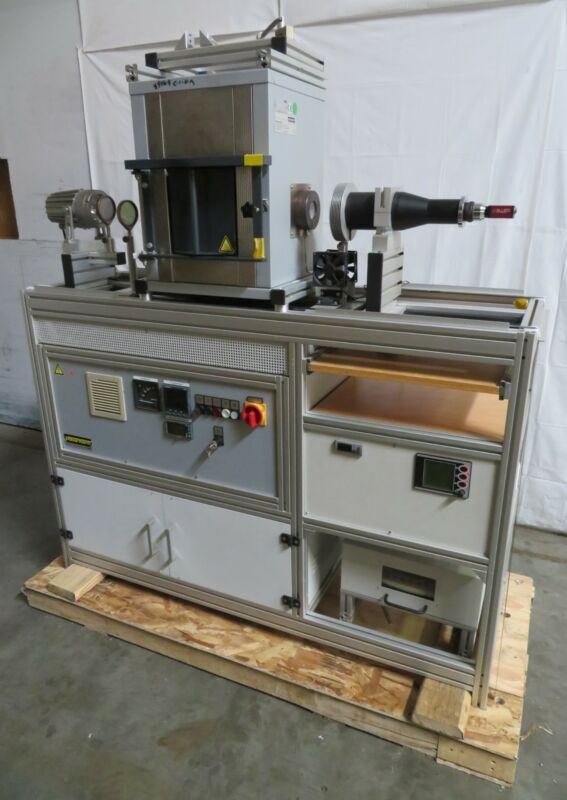 C174510 ISC TOMMI ThermoOptical Measuring Device, Nabertherm Furnace 400V 1750°C