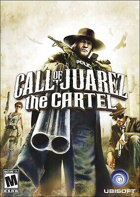 Call of Juarez: The Cartel Region Free PC KEY (Steam)