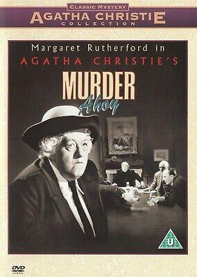 Agatha Christie's Miss Marple Murder Ahoy ! - NEW Region 2 DVD