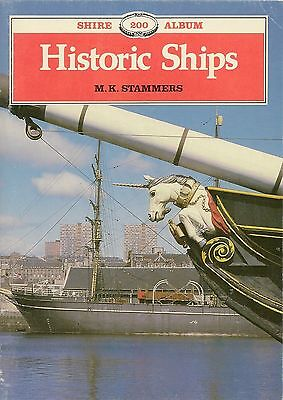 1987 SHIRE ALBUM 200 Unicorn Discovery HISTORIC SHIPS Stammers Warships Tankers