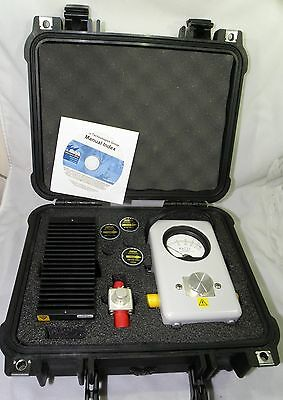 Bird Model 43P Deluxe RF Wattmeter Kit PEP/AVG  100W RF Load  Amateur Radio NEW