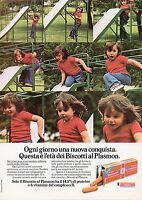 ▬►pubblicità Advertising Werbung 1976 Biscotti Al Plasmon (2) - biscotti - ebay.it