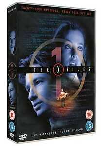 X-Files - Season 1 (M-Lock) - DVD