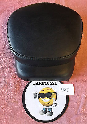 Harley-Davidson obsolete Sissy Bar Backrest Pad, AMF era, EUC (008)