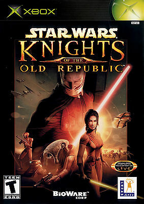 Star Wars Knights Of The Old Republic Xbox Great Condition Fast