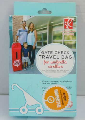 J.L. Childress Umbrella Stroller Airplane Gate Check Travel Bag