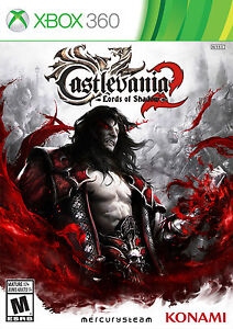 X360 Castlevania: Lords of Shadow 2  (Xbox 360, 2014) - NEW