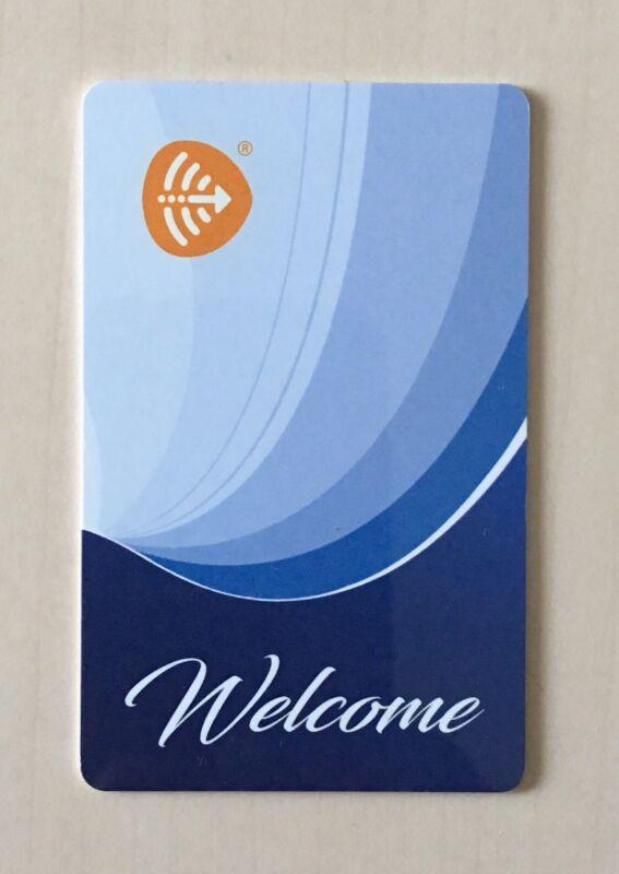 RFID Hotel Key Cards for Kaba, Saflok, Miwa,VCC kaba 790, VingCard RFID keys