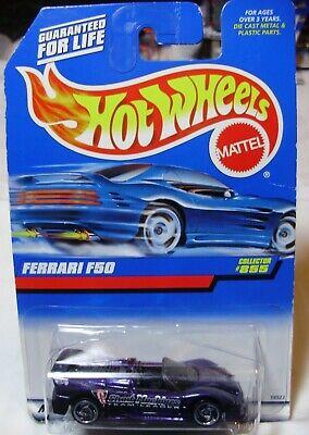 Hot Wheels – Ferrari F50 - #855