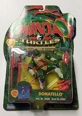 The Ninja Turtles Weapons (Ninja Turtles The Next Mutation DONATELLO Red Weapons NIP -- Extremely RARE)
