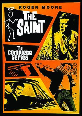 The Saint Complete Series Dvd Collection 1 6   Season 1 2 3 4 5 6   Roger Moore