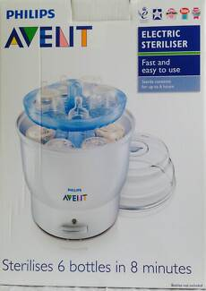 Avent Electric Steriliser Rouse Hill The Hills District Preview